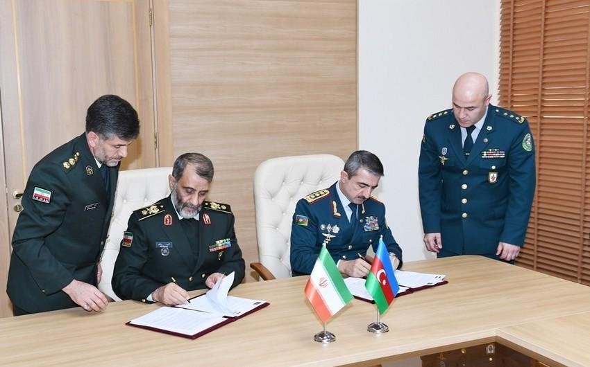 Border Services of Azerbaijan and Iran sign Protocol