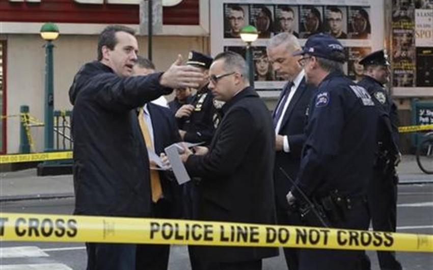 Nyu-Yorkun mərkəzində atışma nəticəsində bir nəfər ölüb