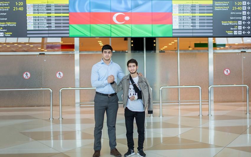 Фонд YAŞAT: Еще 4 ветерана, отправленные в Турцию на лечение, вернулись на родину