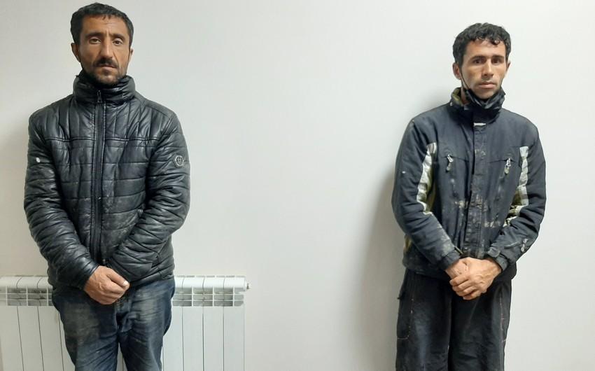 İrandan Azərbaycana 10 milyon manatlıq narkotik gətirən şəxslər tutuldu - VİDEO