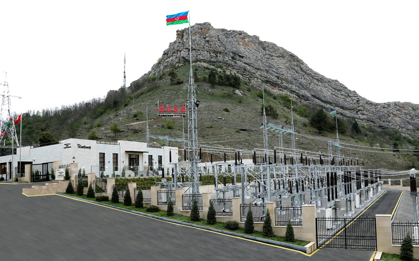 """""""Azərenerji"""" 57 keçmiş məcburi köçkünü azad olunmuş rayonlarda işlə təmin edib"""