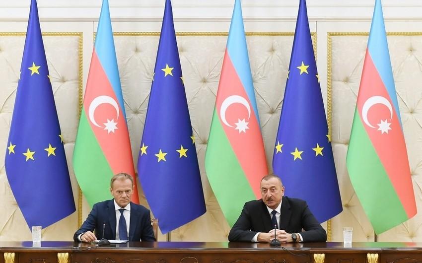Prezident İlham Əliyev: Status-kvonun dəyişməsi Azərbaycan ərazilərinin işğaldan azad edilməsinin başlanması deməkdir