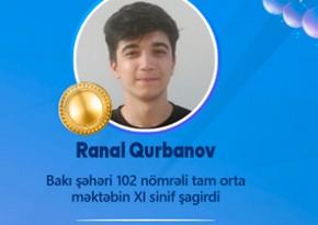 Azərbaycanlı gənc 5 nüfuzlu universitetə qəbul olub