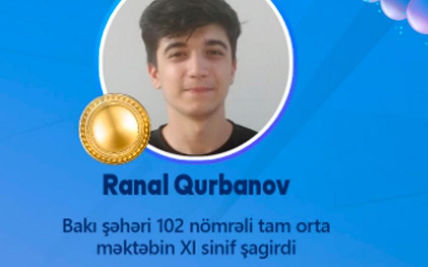 Бакинский школьник поступил сразу в 5 престижных университетов