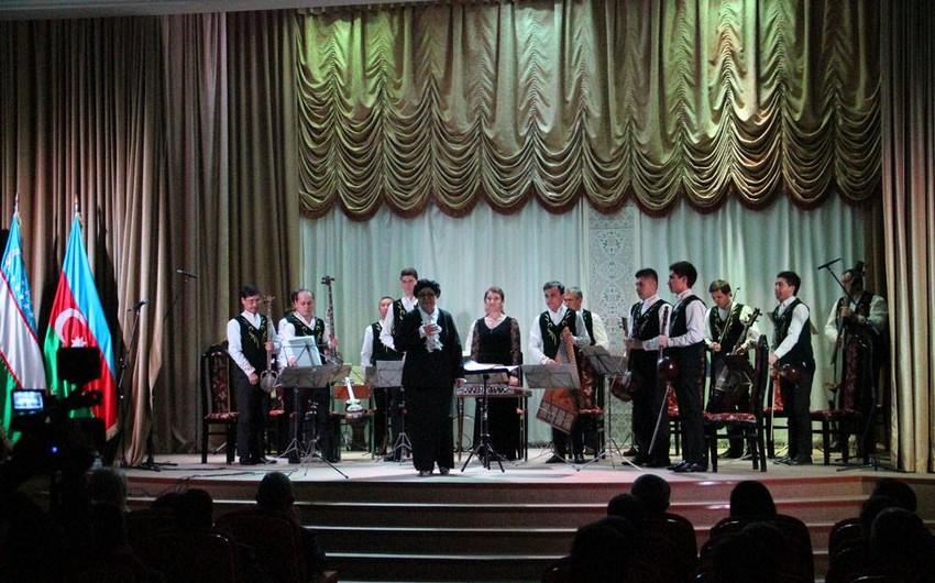 Произведения азербайджанских композиторов прозвучали в Ташкенте
