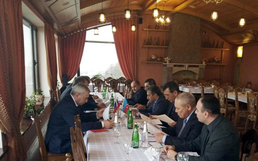 Azərbaycan və Rusiya gömrük xidmətləri arasında işçi görüş keçirilib