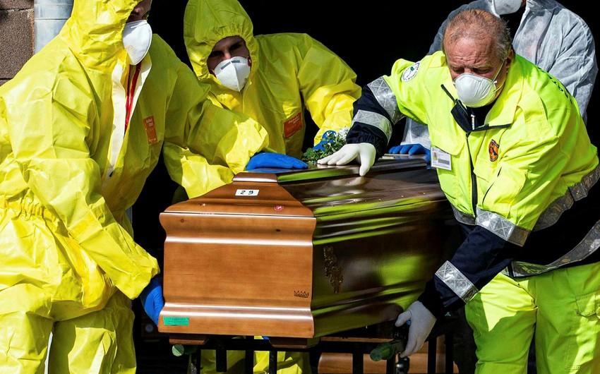 Britaniyada bir gündə 500-dən çox şəxs COVID-19-dan ölüb