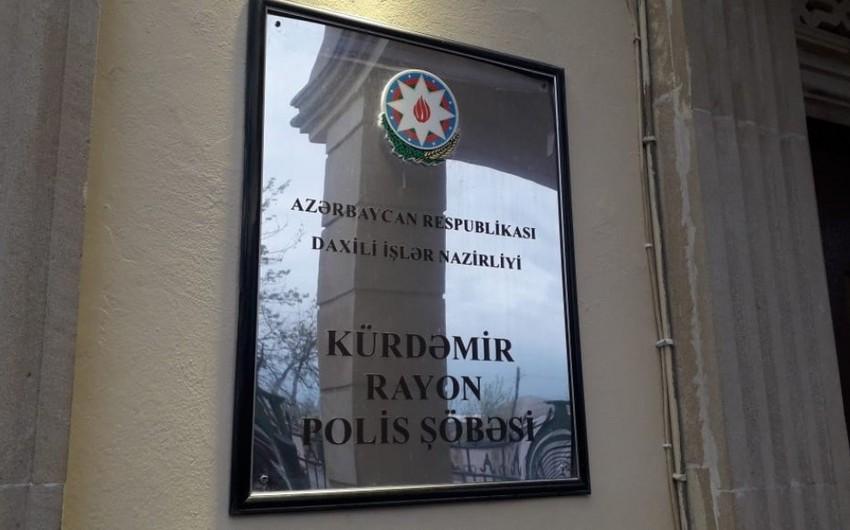 Karantin rejimini pozan Yevlax sakinləri saxlanıldı - VİDEO