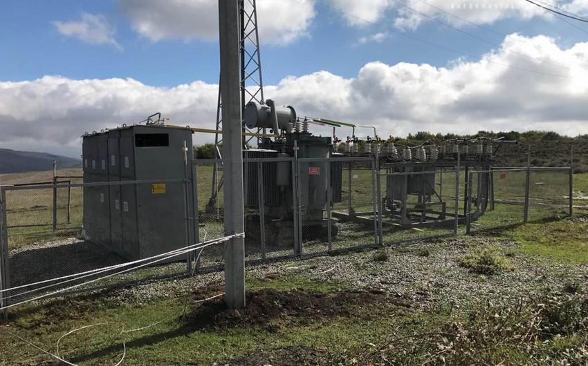 Azərişıq rəsmisi: Azərbaycanın şimal-qərb regionunda elektrik enerjisi haqlarının yığımı dəfələrlə artıb