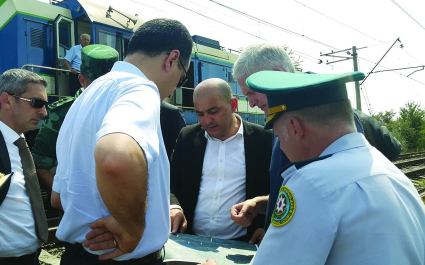 Состоялась очередная встреча таможенных работников Азербайджана и Грузии