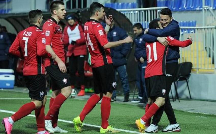 Qəbələnin daha bir futbolçusu Azərbaycan milli komandasından kənarlaşdırılıb