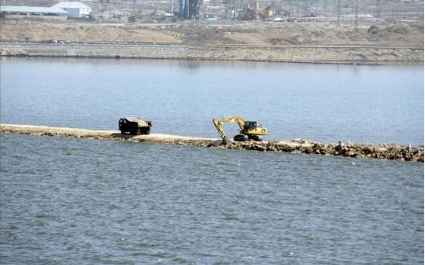 ВБ выделил грант на очистку Ходжасанского озера