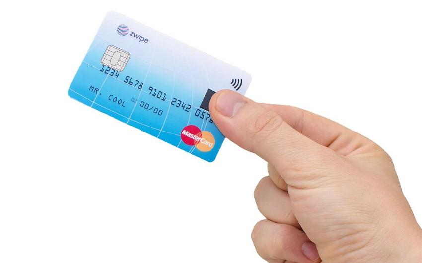 MasterCard dövriyyəyə barmaq izi sensorlu kartlar buraxacaq