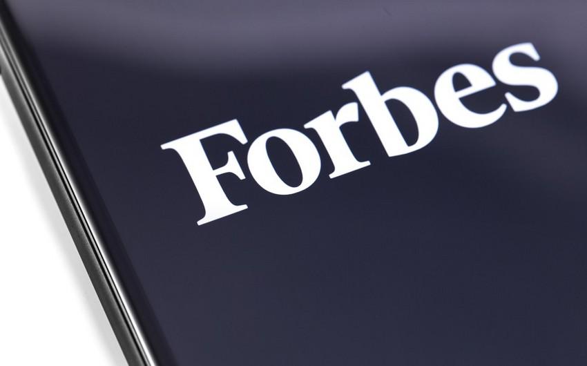 """""""Forbes"""": Azərbaycanlı Rusiyada ən zəngin varislər siyahısına başçılıq edir"""