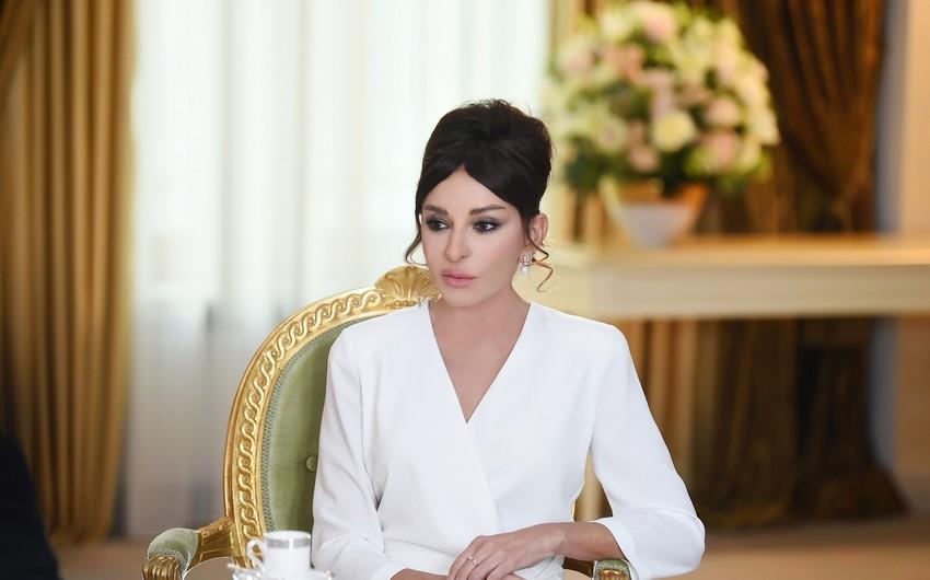 """Mehriban Əliyeva: """"Gəncə qədim dövlətçiliyimizin beşiyidir"""""""