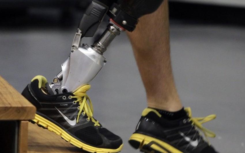Ötən il əlillərə 34 mindən çox reabilitasiya vasitəsi və protez-ortopedik məmulat verilib