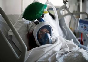 Во Франции умерло наибольшее число пациентов с COVID-19 с мая