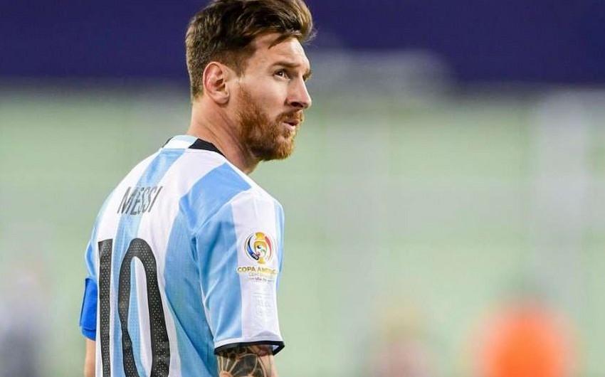 Месси: футболисты сборной Аргентины должны изменить образ мышления
