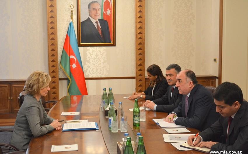Завершается дипломатическая миссия посла Германии в Азербайджане