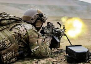 Armenians break truce firing at Azerbaijani positions 35 times