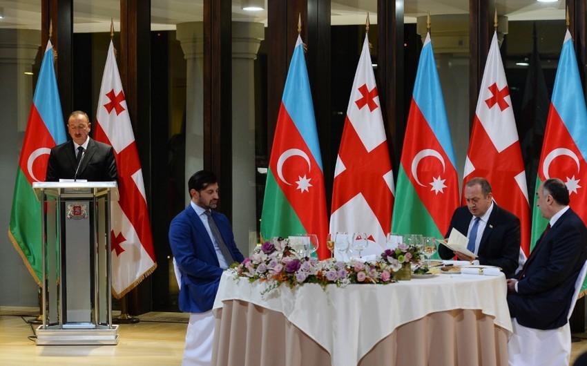 Prezident İlham Əliyev: Biz artıq etibarlı tərəfdaş olduğumuzu sübut etmişik
