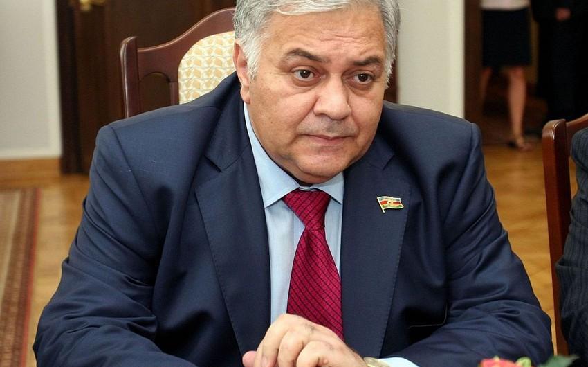"""Oqtay Əsədov: """"Biz Rusiyanın ATƏT-in Minsk qrupunun həmsədri kimi tərəfsiz olduğunu görməmişik"""""""