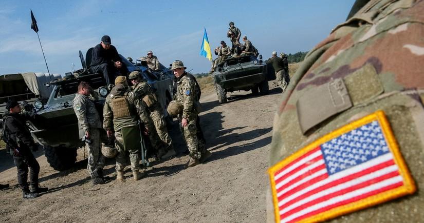 ABŞ Ukraynaya hərbi yardım göndərib