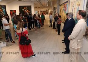 В Музее современного искусства открылась выставка о жизни нефтяников