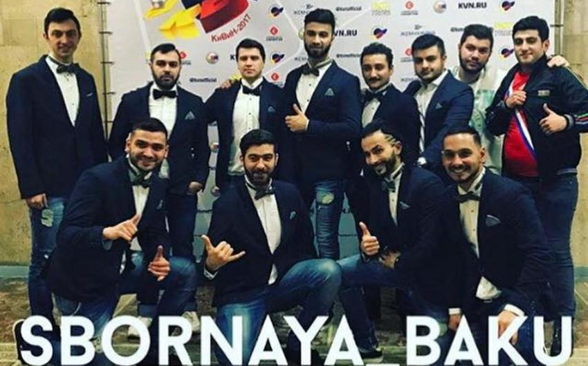 """""""Bakı Yığması"""" Soçidəki 28-ci beynəlxalq festivalının güclülər liqasına çıxıb"""