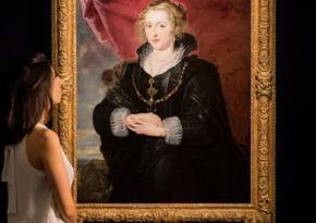 Обнаружена картина Рубенса стоимостью 4,3 млн долларов под вековым слоем пыли