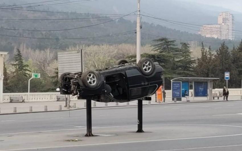 """Nazir: """"Gürcüstan yol qəzalarında ölüm hallarının sayına görə regionda liderdir"""""""