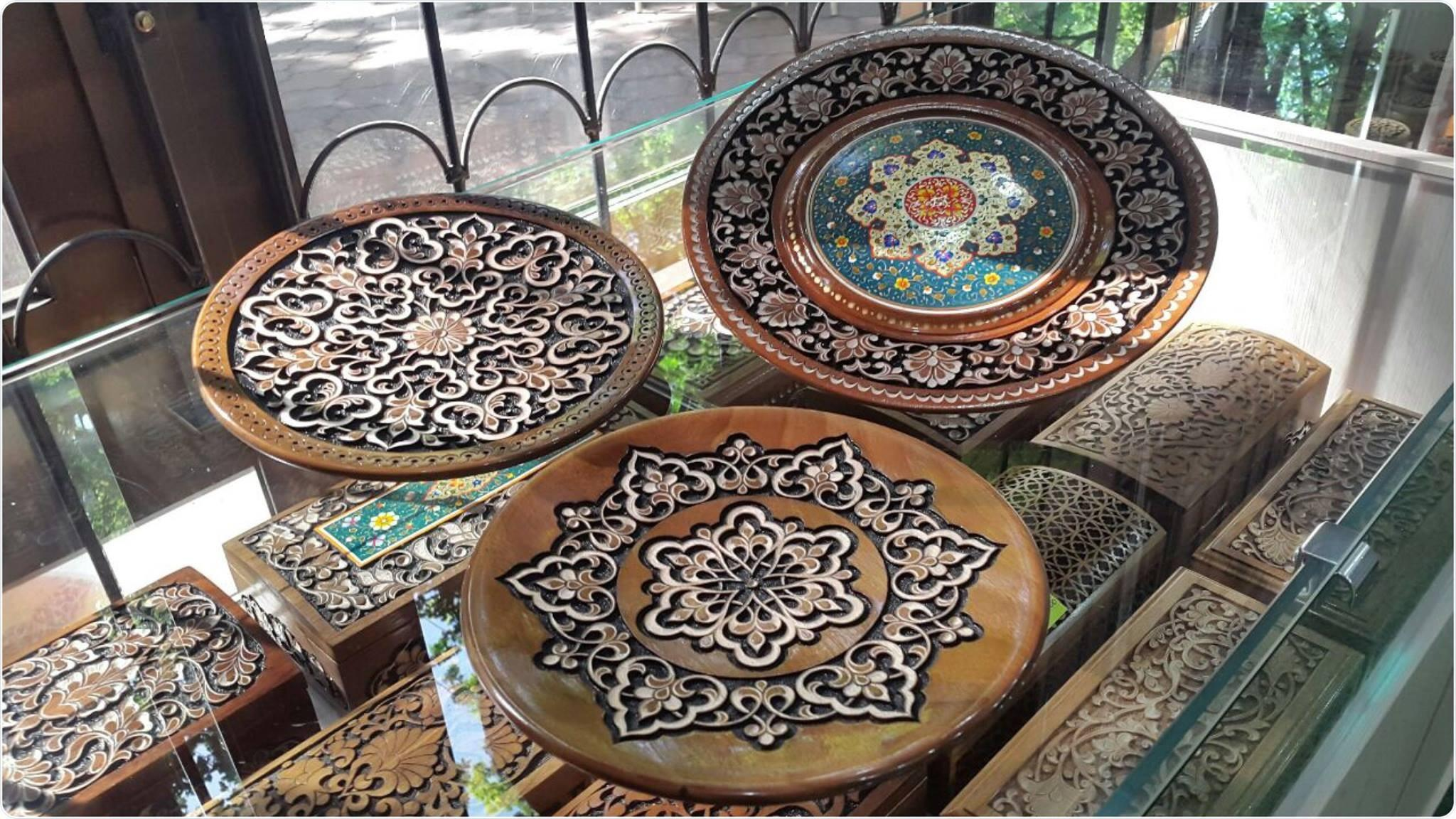 Baku to host exhibition-sale of folk and fine arts of Uzbekistan