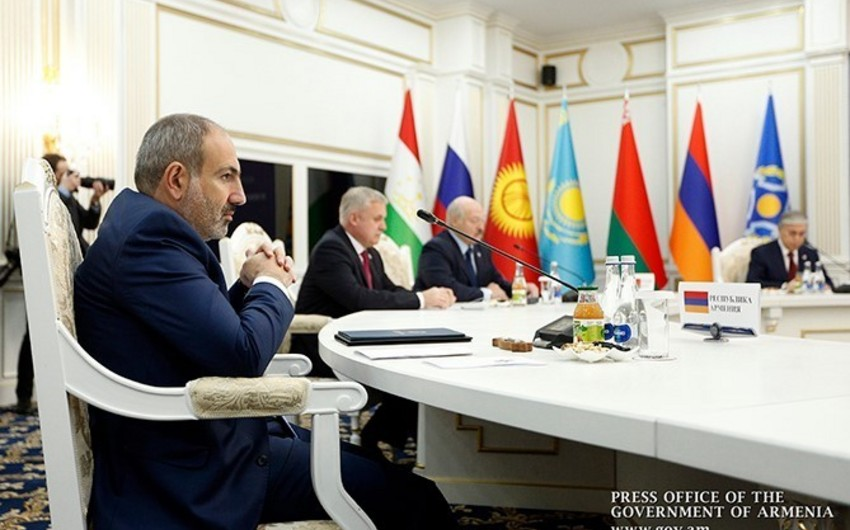 CSTO summit in Bishkek - Pashinyan misses the boat - COMMENT
