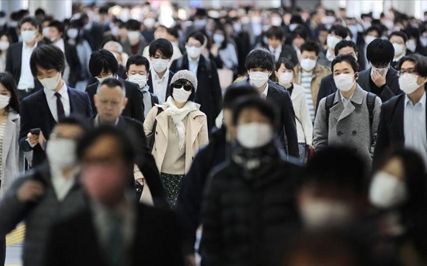 Yaponiyanın 39 prefekturasında karantin rejimi ləğv olunur