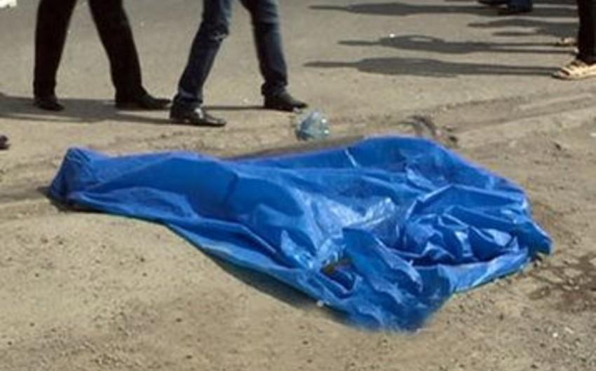 Bakıda qadın piyada avtomobil qəzası zamanı ölüb