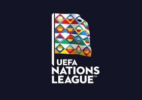UEFA Millətlər Liqasında V tura start veriləcək