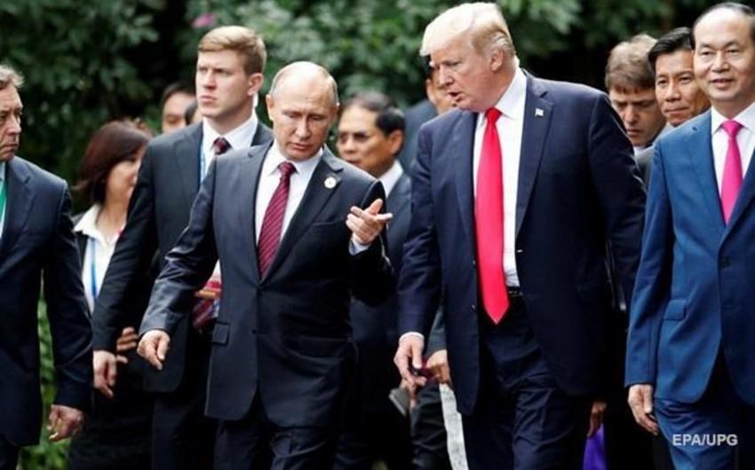 Rusiya və ABŞ prezidentləri iyulun 15-də Vyanada görüşəcək