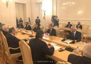 Moscow hosts meeting of Azerbaijani and Russian Foreign Ministers
