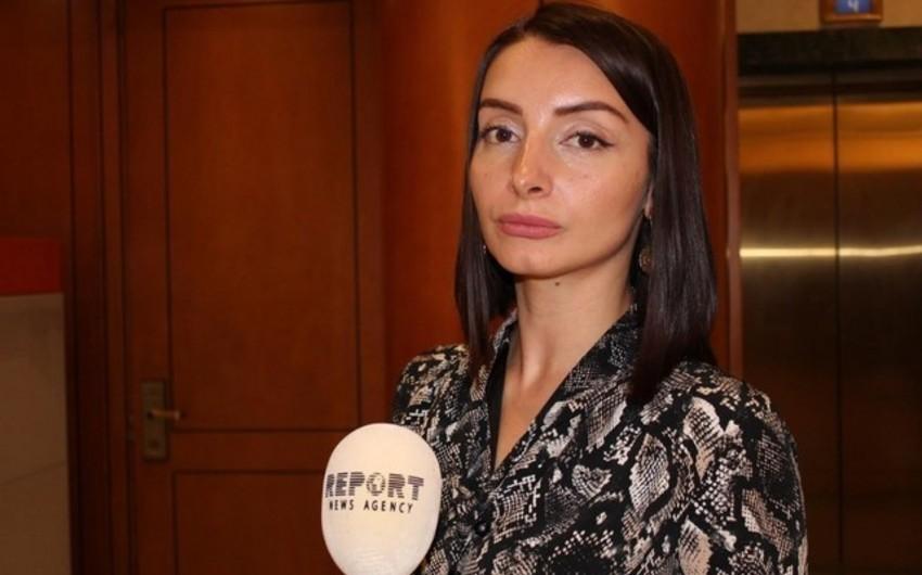 """Leyla Abdullayeva: """"Ermənistan absurd mövqeyi ilə özünü gülünc vəziyyətə qoyur"""""""