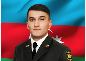 Internal Troops' sergeant martyred in Shusha battles