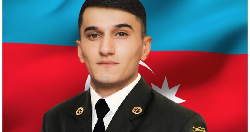 Сержант Внутренних войск МВД, погибший в боях за Шушу