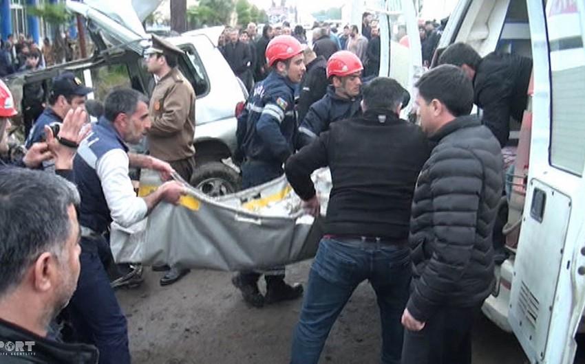 Число погибших в результате ДТП в Лянкяране достигло 6 - СПИСОК - ФОТО - ОБНОВЛЕНО - 2