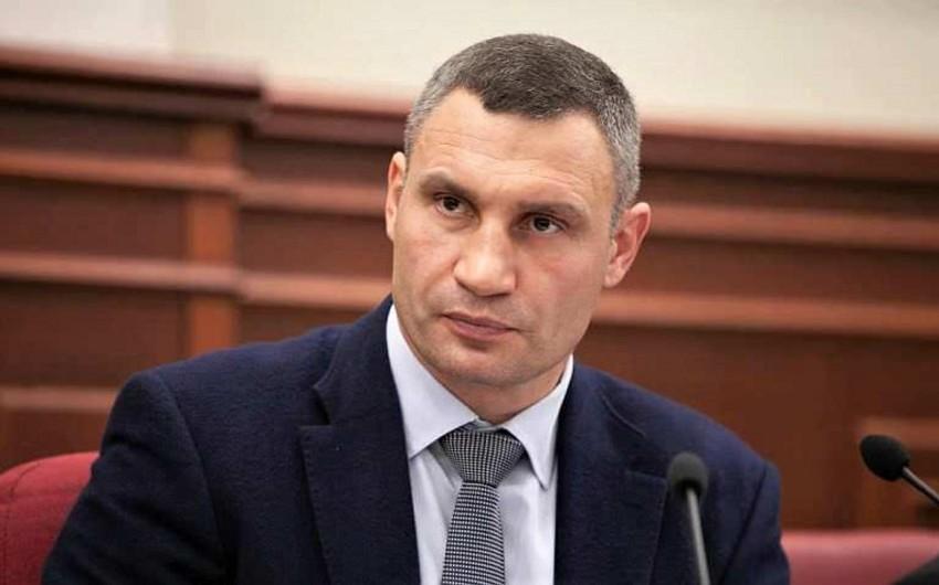 Vitali Kliçkoya qarşı cinayət işi qaldırılıb
