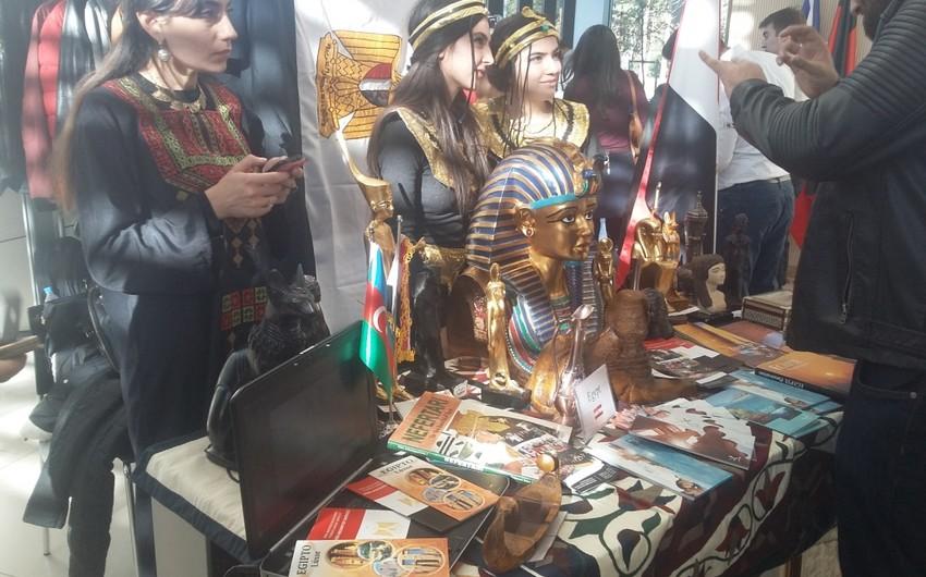 """ADA"" Universitetində V Beynəlxalq Festival keçirilib - FOTO"
