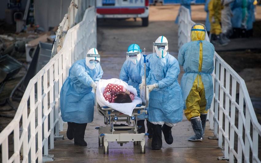 Afrikada koronavirusa yoluxanların sayı 15 mini ötdü