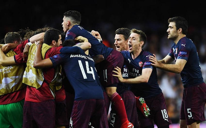 Arsenal Bakıdakı finala bilet sayının artırılması üçün UEFA ilə danışıq aparır