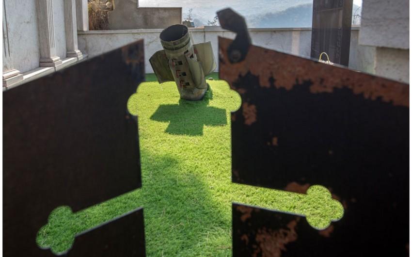 CAST: Armenian servicemen shot down their planes in war