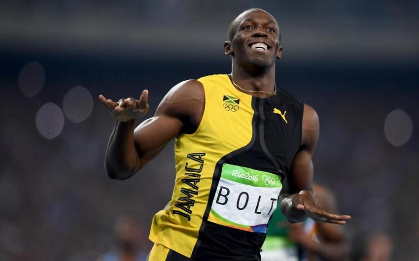 Useyn Bolt Olimpiya medalını geri qaytarıb