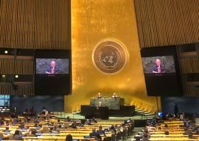 Азербайджан в очередной раз поддержал в ООН резолюцию по Грузии
