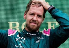 Formula 1: 4 qat dünya çempionu ilə yeni müqavilə imzalanıb
